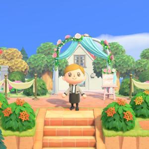 サリーの自宅兼結婚式場を移設しました。