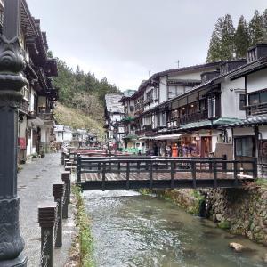 銀山温泉(山形県尾花沢市)訪問記