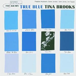 和田誠氏の色へのこだわりと ティナ・ブルックス 「TRUE BLUE」