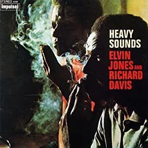 エルビン・ジョーンズ&リチャード・ディビス HEAVY SOUNDS