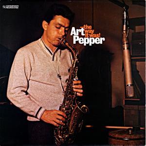 アート・ペッパー 枯葉 ピアノのドロー・コッカー大好きです
