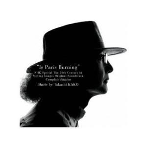 加古隆の美しくも悲しい曲 「パリは燃えているか」