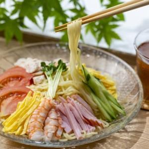 冷やし中華の麺が固まるのってイライラ!くっつかない方法を伝授!