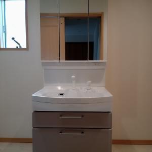 ✨✨入居前内覧会✨✨洗面&お風呂✨✨