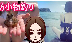 【海の小物釣り】堤防でちょこっと