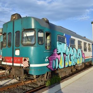 2017年イタリア・シチリア島旅行記 第31回 ローカル線に乗ってラグーザからシラクーサへ