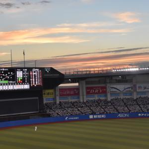 石川好投。連打とホームランでファイターズに勝利