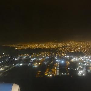 2018年ペルー・ボリビア旅行記 第1回 奇跡の南米旅行始まる。成田からペルーの首都リマへ