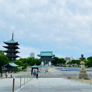 タイ政府から送られたお釈迦様が守る「覚王山 日泰寺」