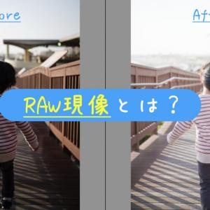 RAW現像とは?何ができるのかを分かりやすく解説します|カメラ初心者向け