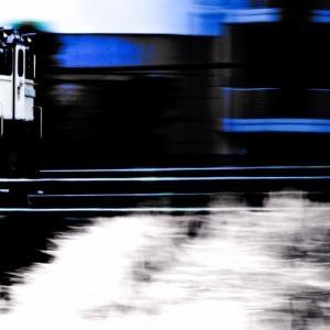 EF65 1105  Blue wind