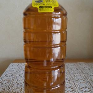ラベルレスのペットボトル
