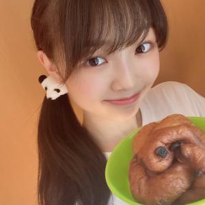 【モーニング娘。'21】山﨑愛生ちゃん「はいこれ愛生の〇〇こだよ🐼」