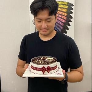 SJのお誕生日ウィーク