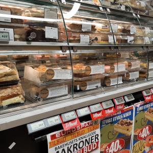 スーパーで売っているケーキ【ノルウェー生活】