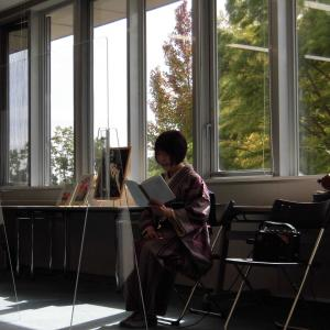 おとなのための朗読会「おはなしの小箱」'菰野町図書館