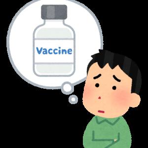 ワクチン1回目摂取後、体に現れた意外な異変