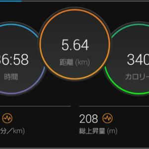 坂道インターバルとパーソナルトレーニング2回目