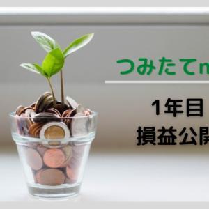 【つみたてnisa】で資産形成 – 開始から1年経過、推移と損益を公開中