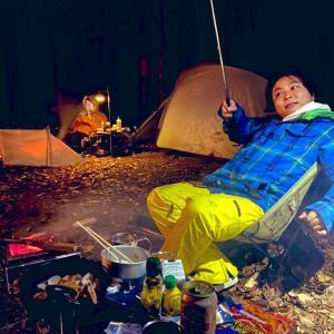 秋・冬キャンプの寒さ対策|暖房器具なし・電源なしでも大丈夫!