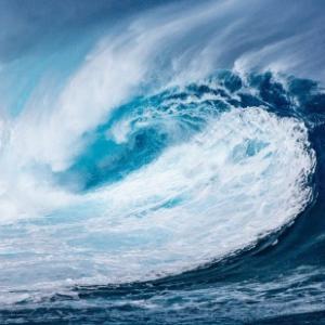 波風が立たない心の状態を目指す(^^)