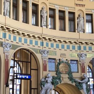 プラハ本駅で学んだ、心に余裕を持つということ。