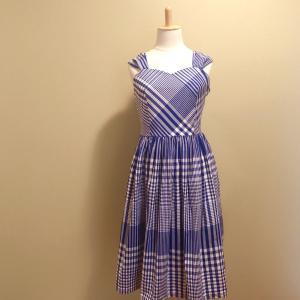 【Dress style book】去年作ったワンピース