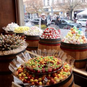 【Captain Candy】プラハの可愛いキャンディショップ