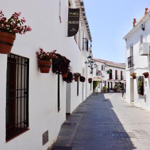 【ミハス】スペインで一番小さな闘牛場のある白い村の見所