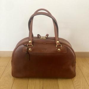 HERZさんのマディソンバッグを新調しました!