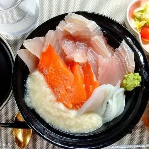 海鮮丼が食べたい!!
