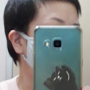 4月の頭髪記録①