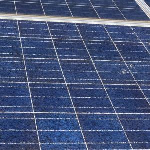 【太陽光発電】パネルの破損
