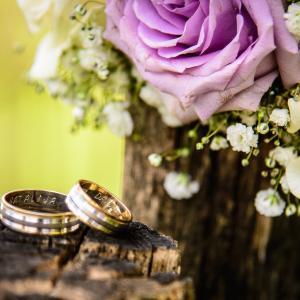 専業主夫、結婚指輪を買う。