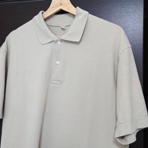 驚愕の1,290円!ユニクロの「普通」のポロシャツはやっぱり凄い