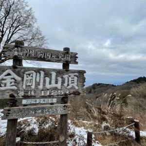 【登山】初心者が金剛山へ登山しに行ってきた!