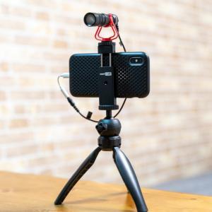 【初心者向け】Vlogの始め方・カメラ機材の選び方