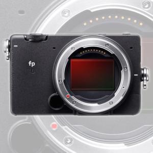 【カメラ】SIGMA(シグマ) fp Lのリーク情報(噂)と画像からわかること