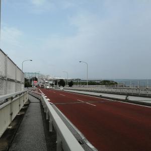 【日常・ひとりご】6月・泊大橋からの眺め~朝散歩・行ってみたいな「ナガンヌ島」