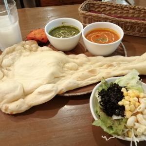 【沖縄】那覇・新都心でインドカレーを食べる『CORE・CURRY』