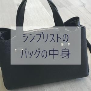 【シンプリストのバッグの中身】そもそも私はバッグを持ちません