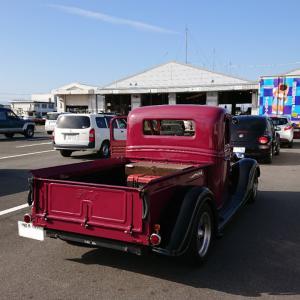 1936 Ford pickup truck の車検に行ってきました!