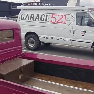 カブチョッパーなら「Garage521」