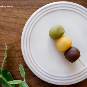 中秋の名月に坊ちゃん団子を食べる!