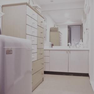 家のこと リニュ予定の洗面所