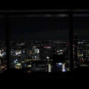 コーナーツイン / 55階からの夜景