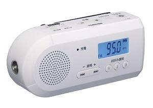 手回し充電ラジオ TY-JKR6