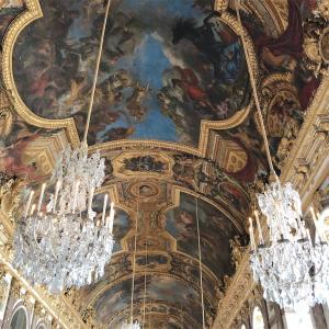 【パリ旅行記④  】ヴェルサイユ宮殿見学とペニンシュラホテルでディナー