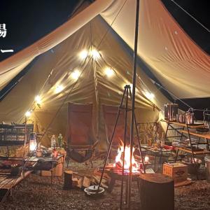 【キャンプ場まとめ】よく行くキャンプ場を季節別にまとめてみた。