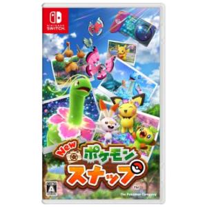 楽天ブックススペシャルプライス『New ポケモンスナップ』Nintendo Switch【46%OFF!】